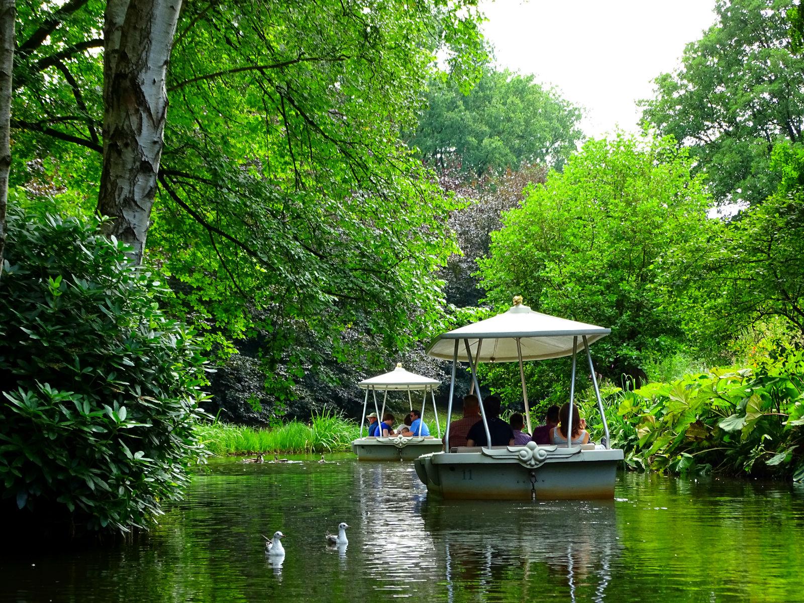 Boat Tour Efteling
