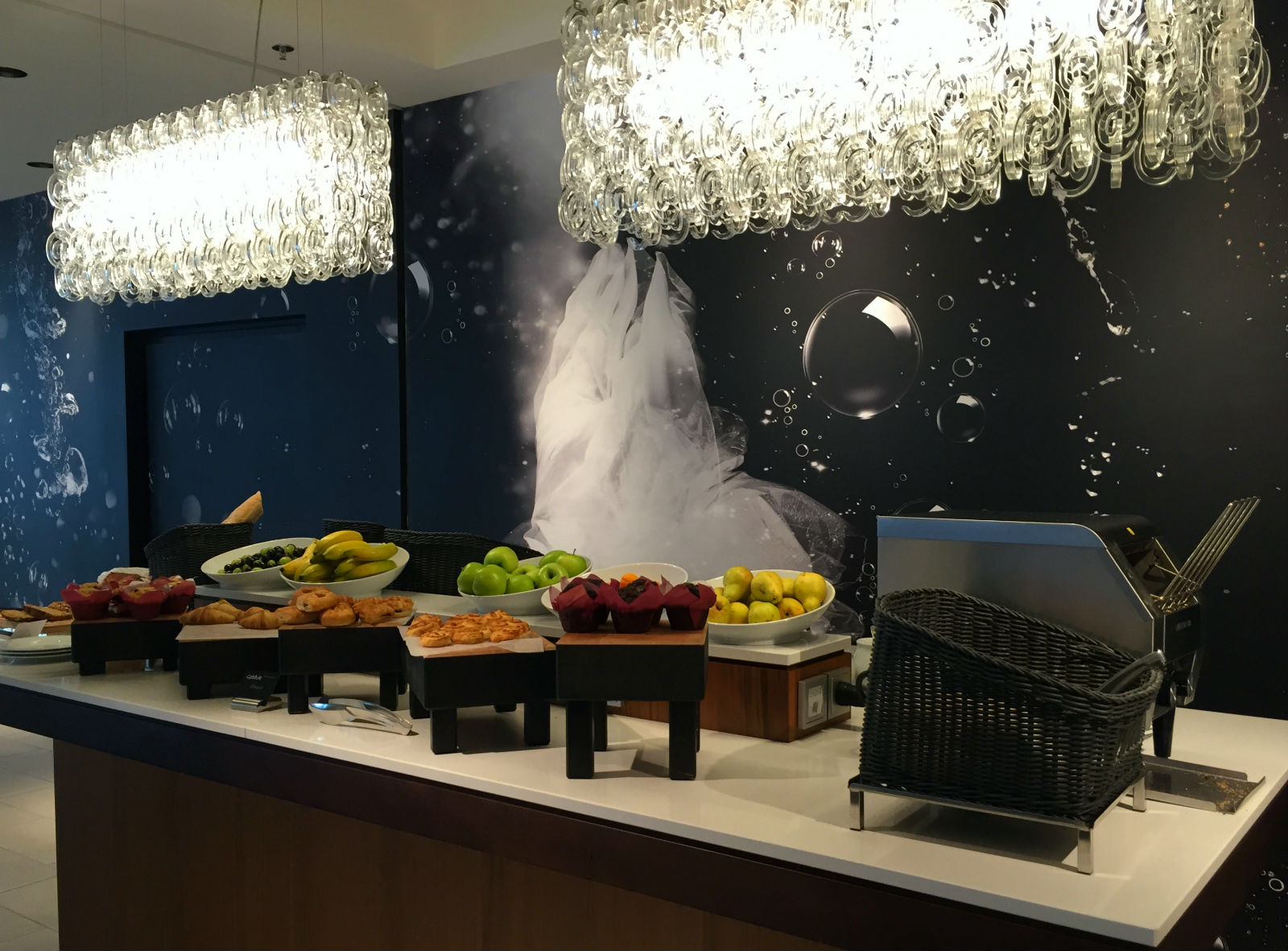 Breakfast at Courtyard by Marriott Cologne