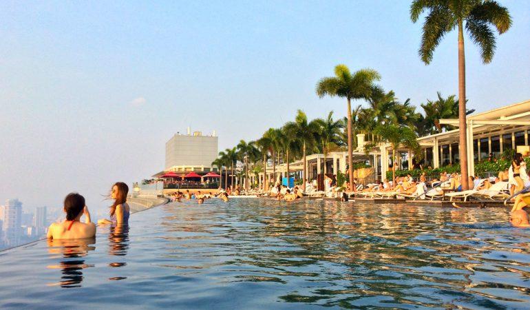 Marina Bay Sands Hotel Singapore: An Infinity Pool Experience