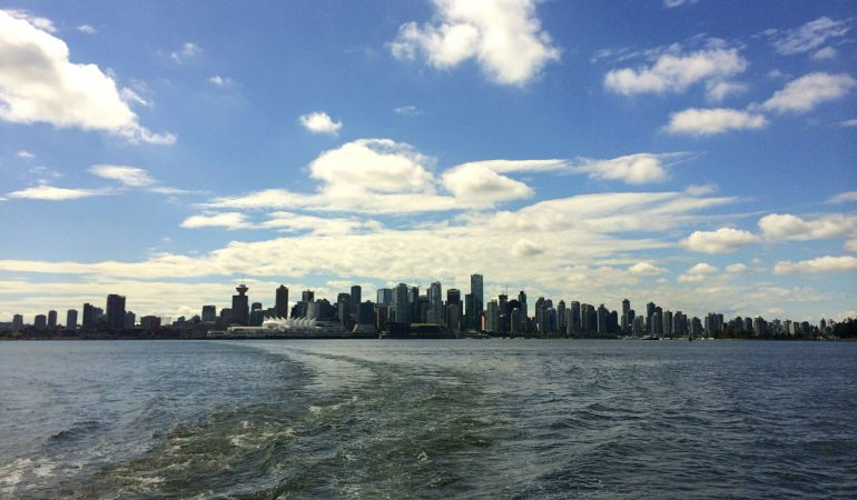 Vancouver – Our Gateway to Alaska