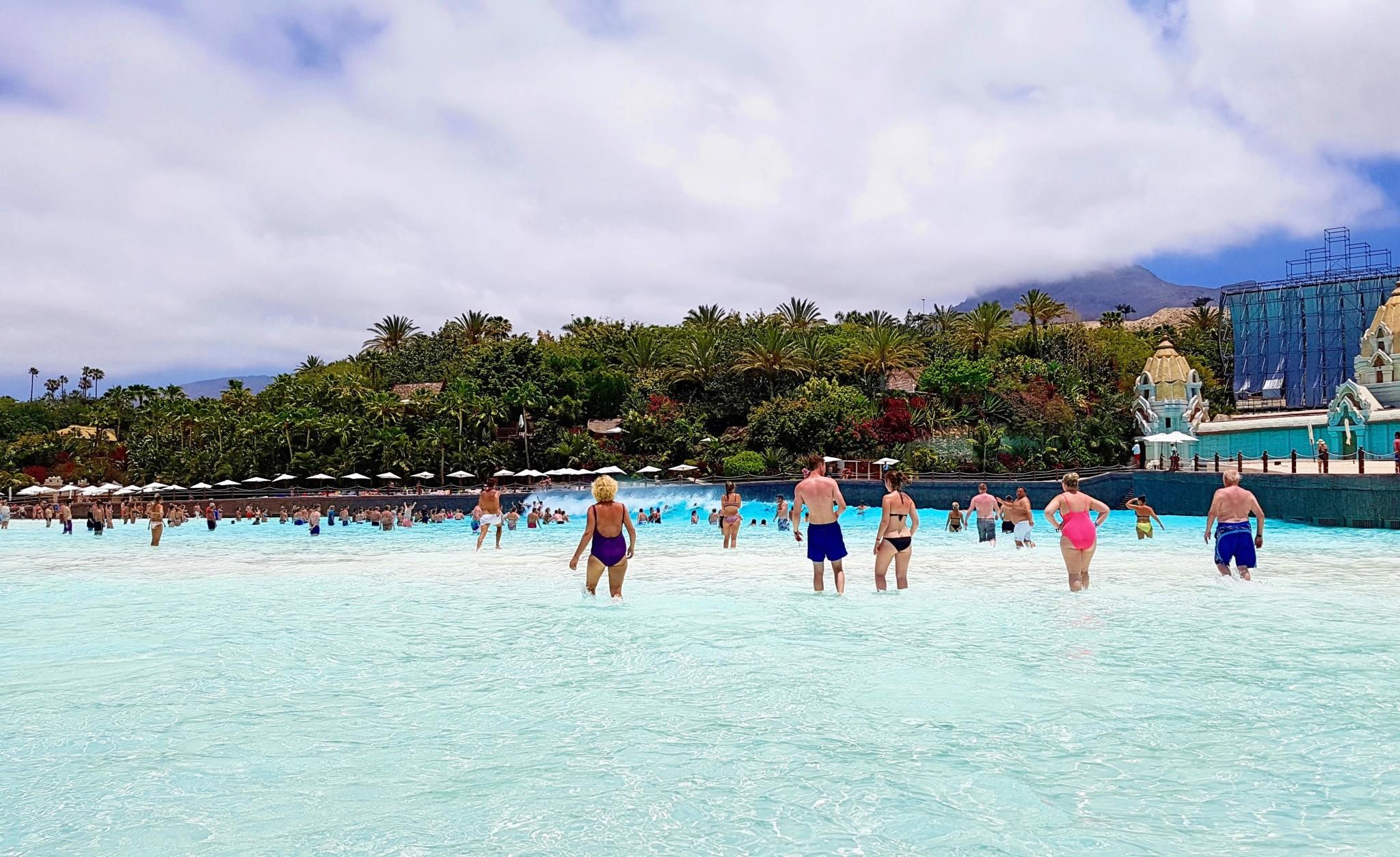 Siam Beach - Wave Pool