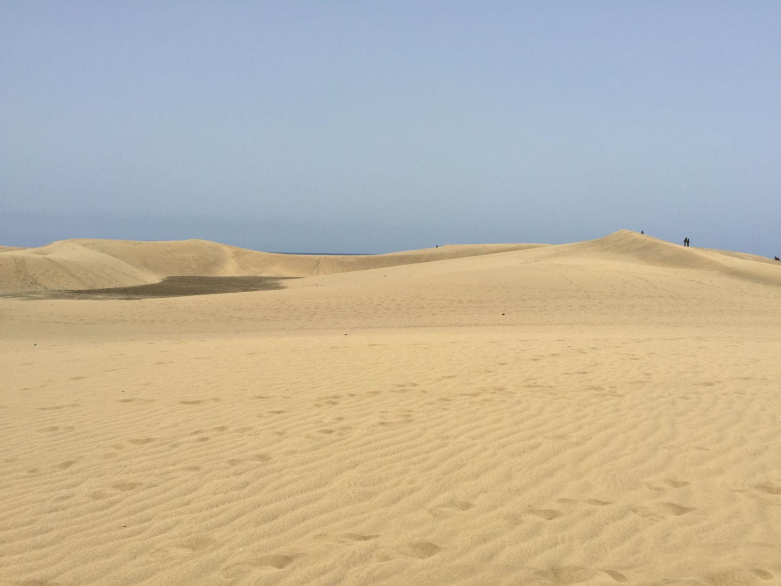Dunes of Maspalomas