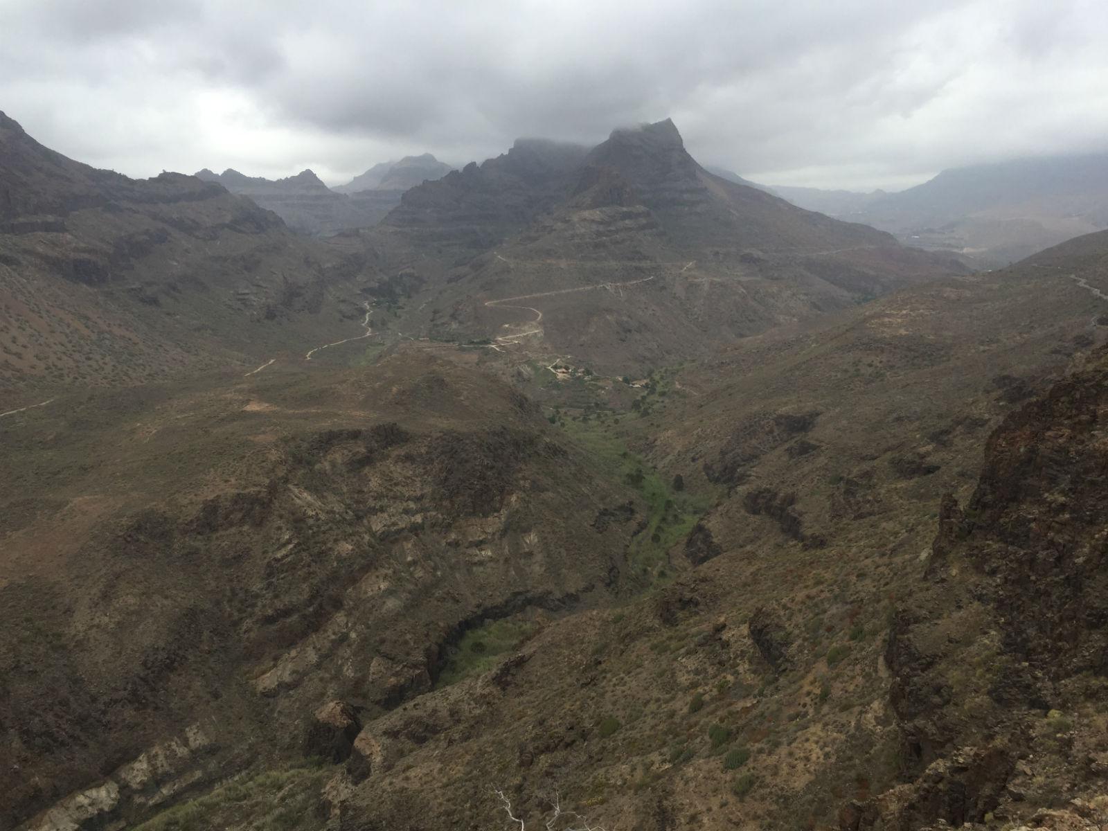 Fataga Gorge